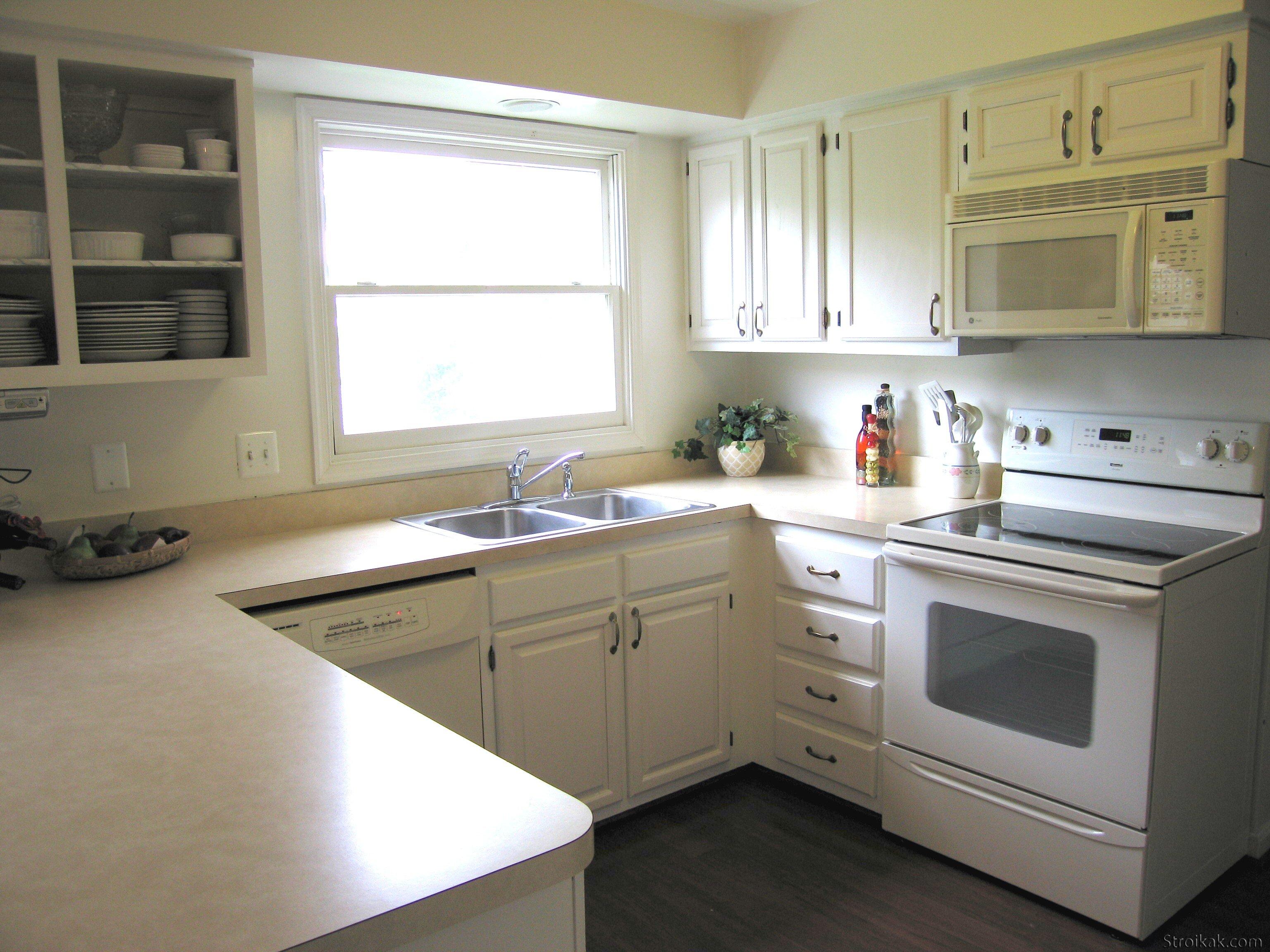 Дизайн маленькой кухни 5м