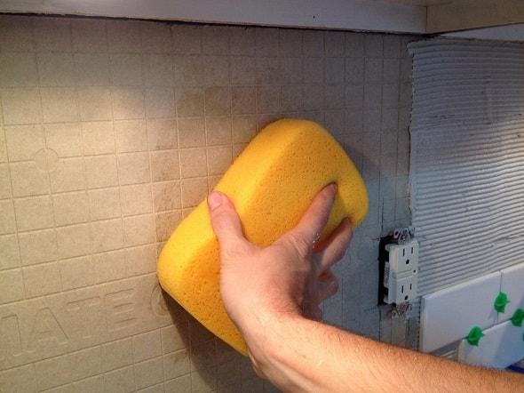 Как сделать фартук из плитки на кухне