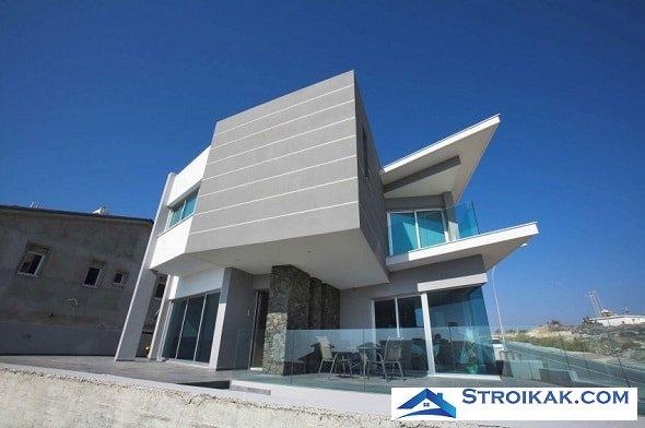 Радиальные дома и аэродома: архитектурные тенденции для идеальной жизни
