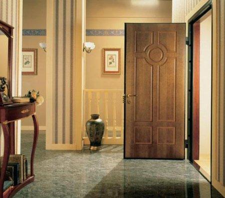 Правильный выбор входных дверей