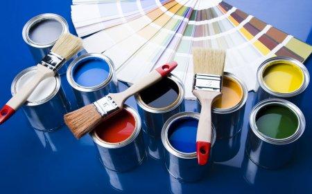 Типы водоэмульсионных красок и их использование