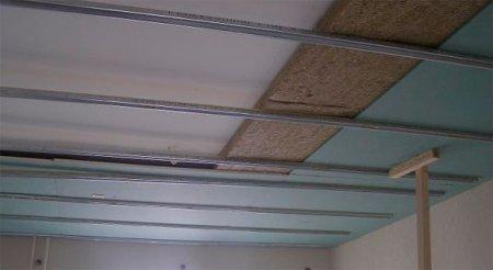 Противошумные потолки