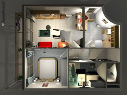 Бесплатный дизайн квартиры онлайн