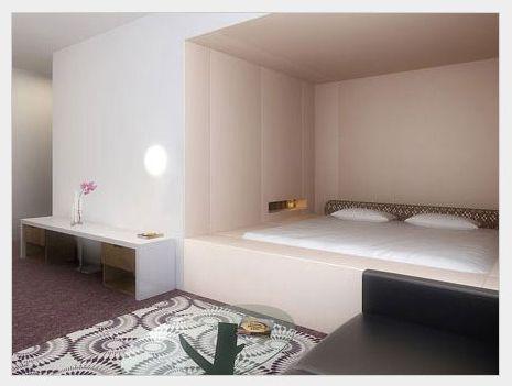 Использование ниш в дизайне однокомнатных квартир