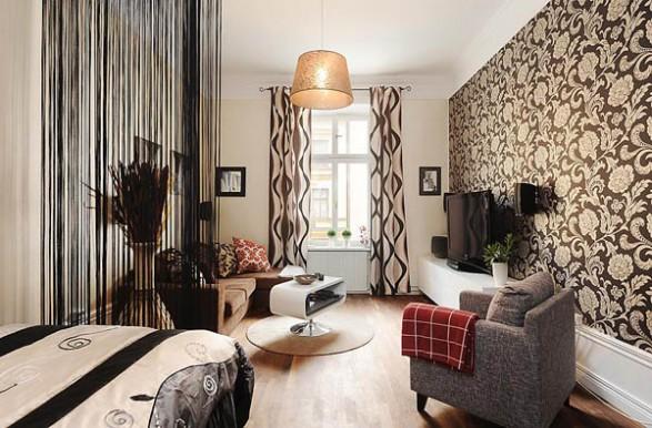 Основные правила дизайна однокомнатной квартиры