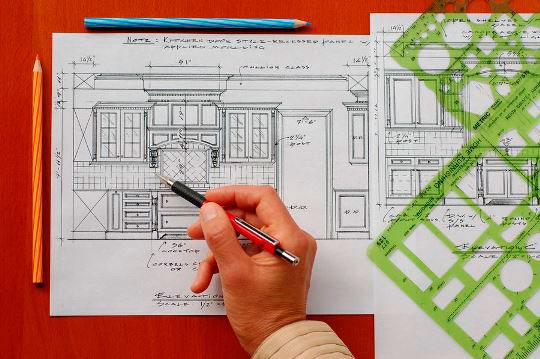 Разработка проекта дизайна квартиры