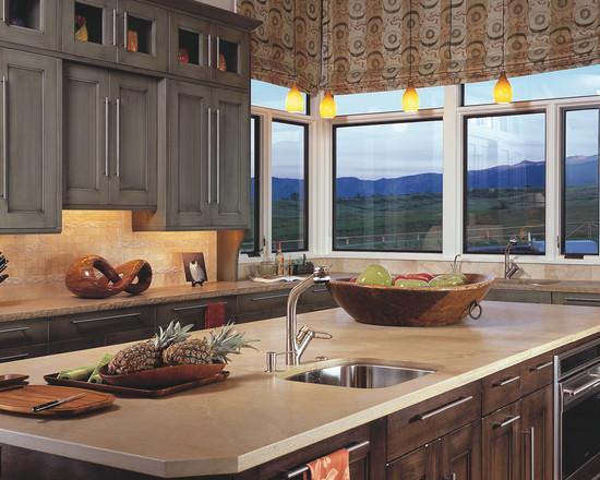 Как правильно совместить балкон с кухней