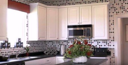 Кухня и спальня – максимум внимания для создания комфорта