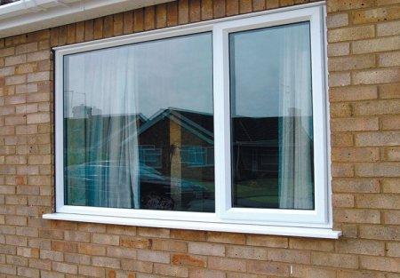 Теплоизоляция дома пластиковыми окнами