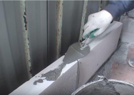 Технология укрепления парапета балкона