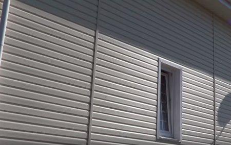 Внешняя отделка фасада дома. Виды материала.