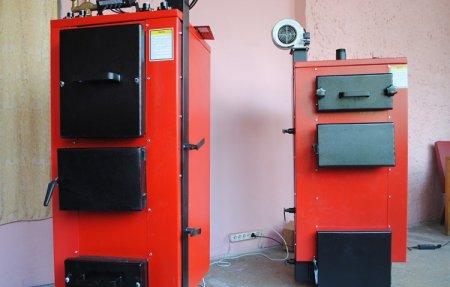 Способы отопления деревянного дома