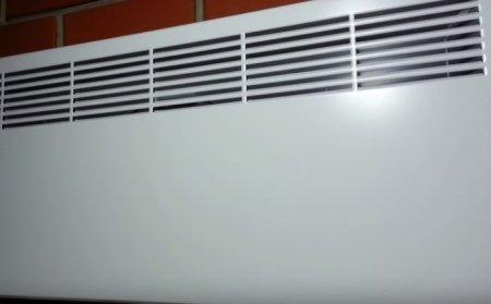 Использование электрических конвекторов для дополнительного обогрева жилья