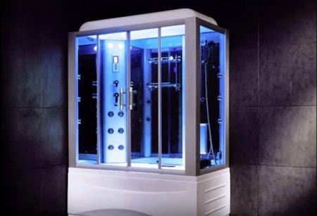Ниагара - душевые кабины для тех, кто любит душ и ценит средства