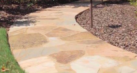 Плитка для тротуара - одно из самых надежных покрытий