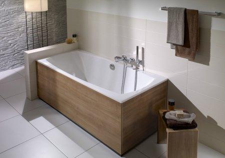 Выбираем ванну. 4 вида ванн.