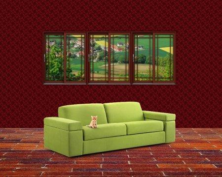 Практические советы по выбору дивана в гостиную.