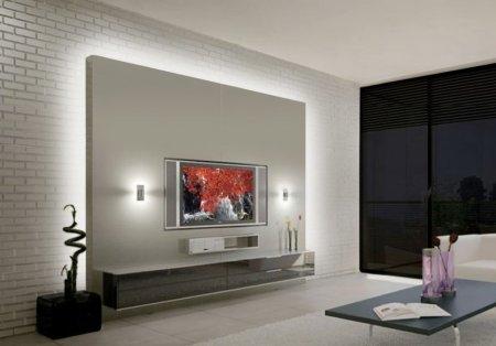 Освещение в квартире: варианты внедрения.