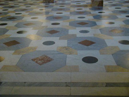 Мрамор: из древних времен в повседневную жизнь