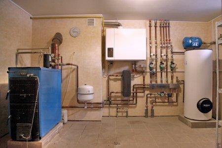 Отопление частных домов