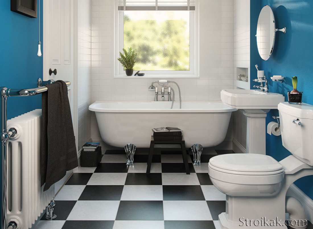 Как выбрать ванну и не ошибиться? Часть первая