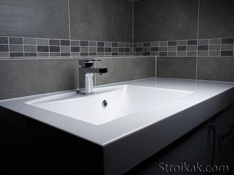 Делаем ремонт в ванной комнате правильно