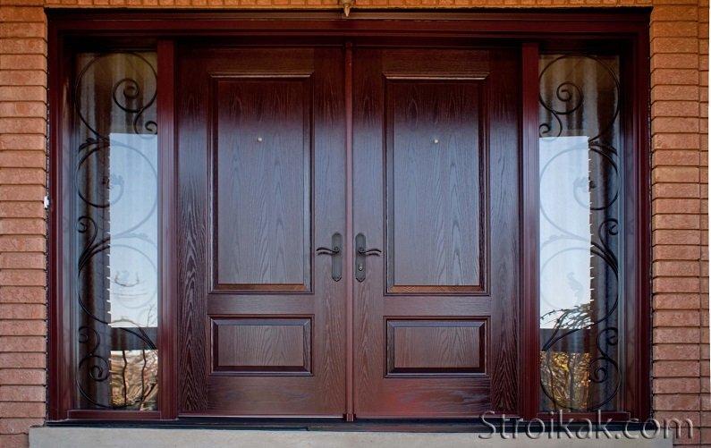 Качественные входные двери: удобство и безопасность.