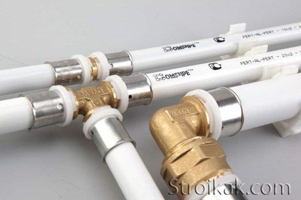 Новый водопровод из металлопластика: самый оптимальный вариант
