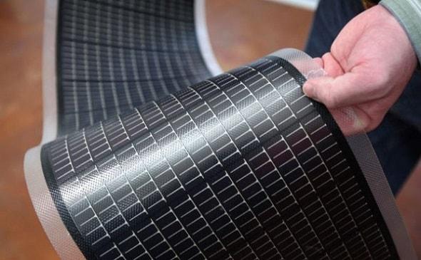Солнечные гибкие батареи становятся еще экологичнее
