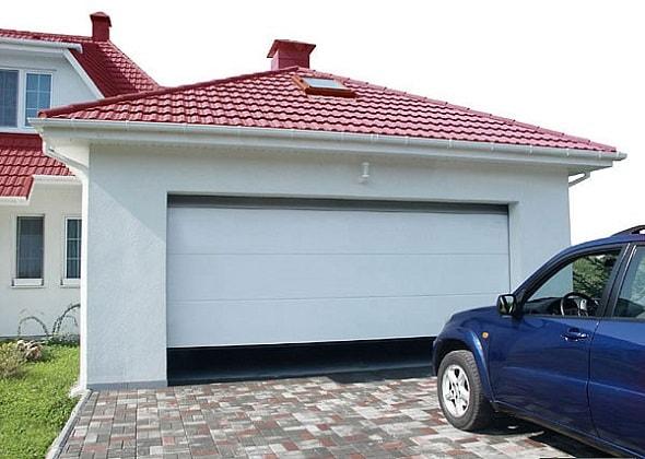 Материалы для изготовления гаражных дверей и окон.
