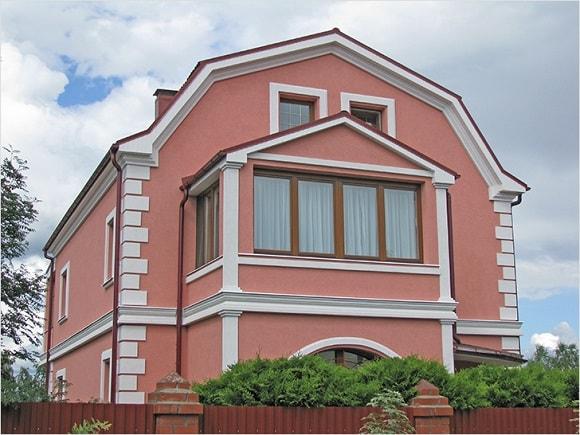 Материалы из Италии Sanmarco в отделке фасадов