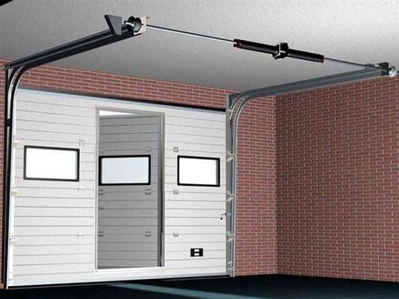 Автоматический привод для гаражных ворот