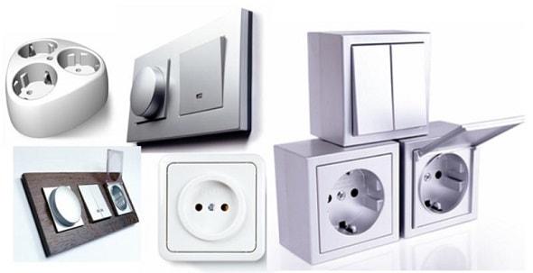 Электрофурнитура бывает самой разнообразной, поэтому выбор иногда бывает не простым