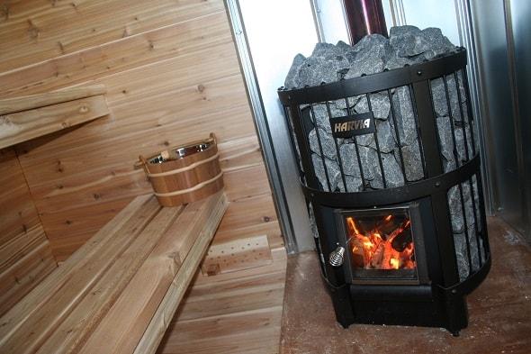 Особенности видов дровяных печей для бань