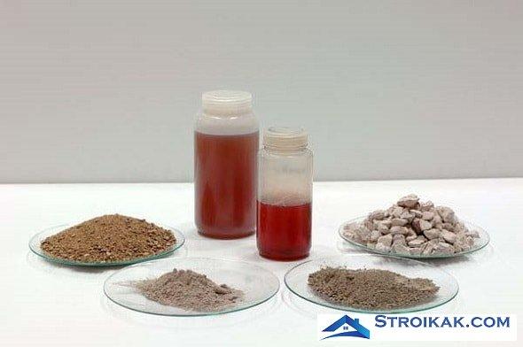 Какие бывают добавки в бетон