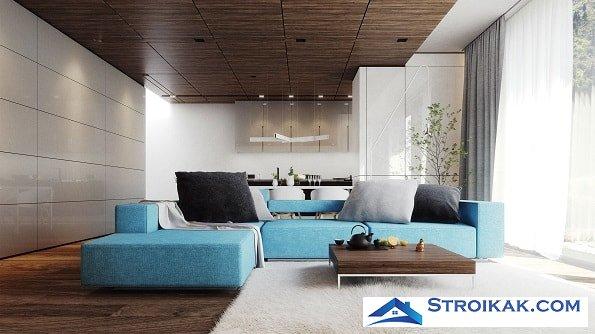 Новые тенденции домашнего интерьера в 2017 году
