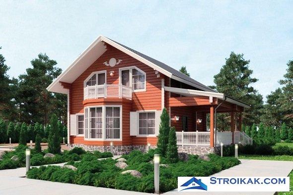 Как разработать проект деревянного дома?