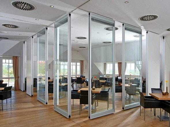 Офисные перегородки в Перми