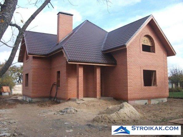Строительство Дома из теплой керамики