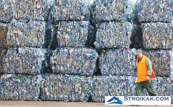 В России научились делать стройматериалы из мусора
