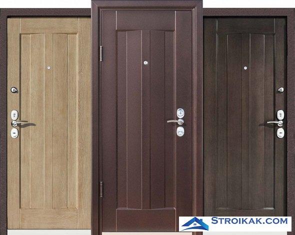 Основные отличия импортных и отечественных дверей