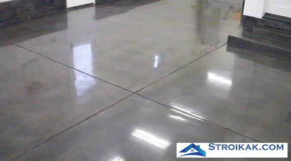 Фтороэпоксидные лаки для защиты бетона