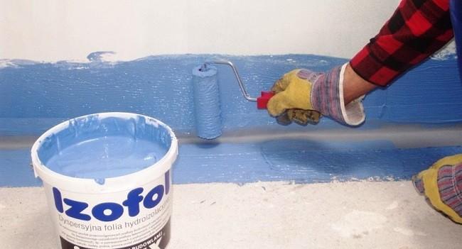 Гидроизоляция ванной под плитку