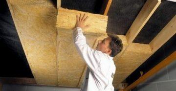 Как утеплить второй этаж в деревянном доме