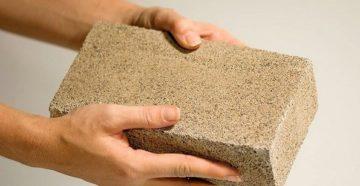 Что такое биокирпич? Преимущества нового строительного материала