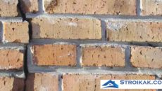 Как укрепить стены кирпичного дома