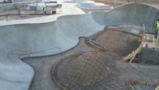 Преимущества скейт-парков из бетона