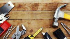 Инструменты для отделки стен