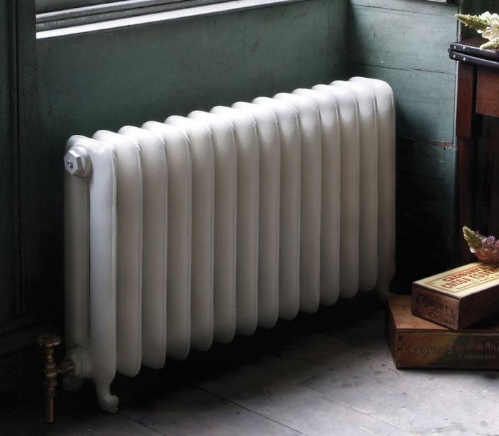 Чунунный радиатор отопления