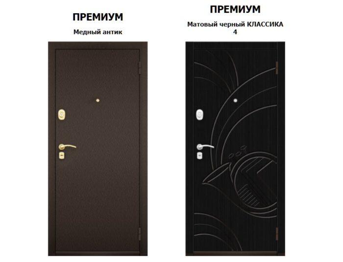"""Входные двери от компании """"Эльбор"""""""
